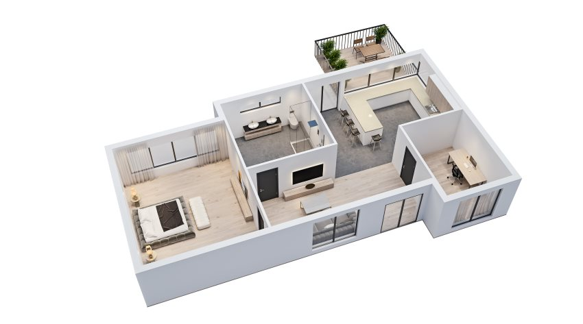 simulation-3D-appartement